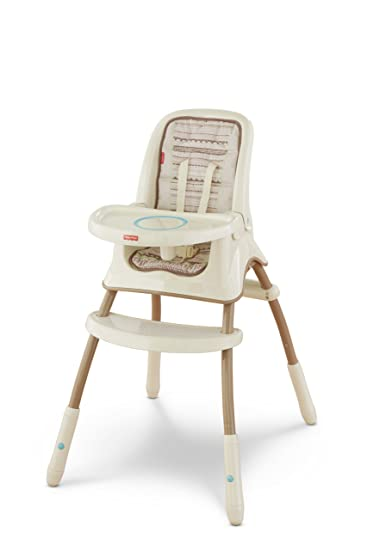 Fisher Price Grow With Me High Chair, Bunny