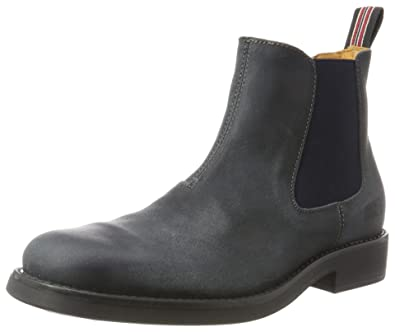 Napapijri Footwear Alvin, Chelsea Boots Homme, Marron (Dark Brown N46), 44 EU