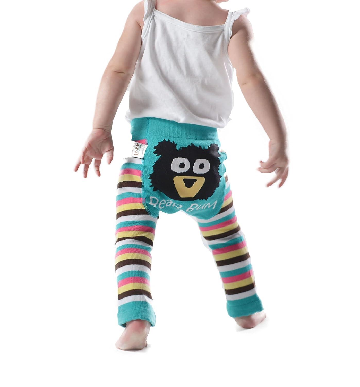 Lazy One Unisex Bear Bum Kids Socks