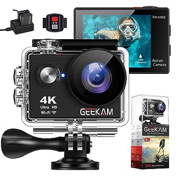4 K Wifi Action Kamera 1080 P Hd 16mp Helm Cam 30 M Wasserdichte 170 Grad Weitwinkel Objektiv Sport Dv Einfach Zu Verwenden Sport & Action-videokamera