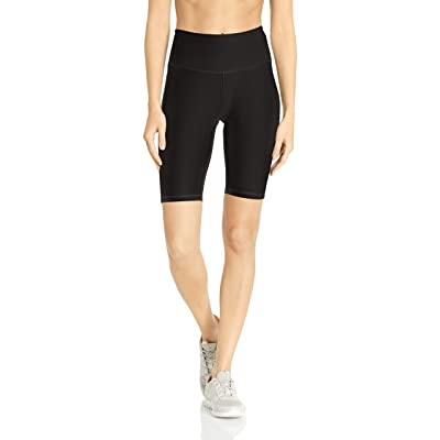 Essentials Women's Performance Full Coverage Active Short: Clothing