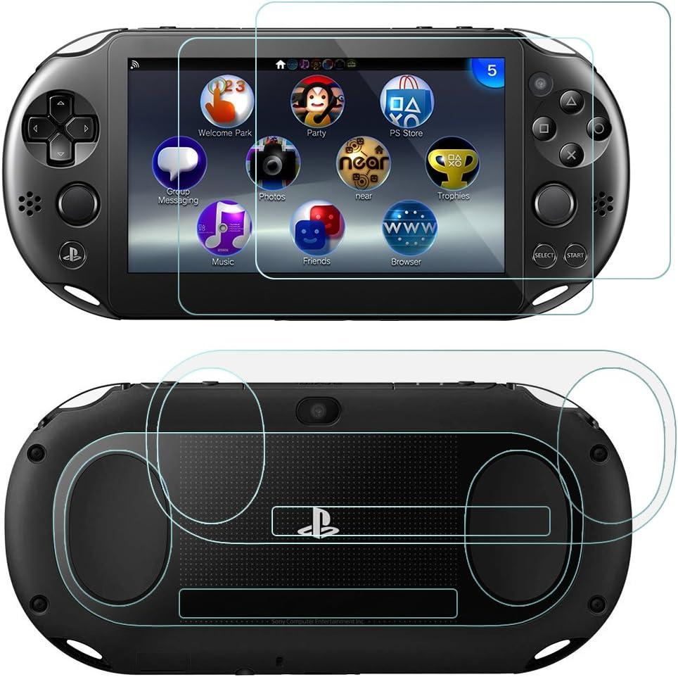 Protectores de Pantalla para Sony PlayStation Vita 2000 con ...