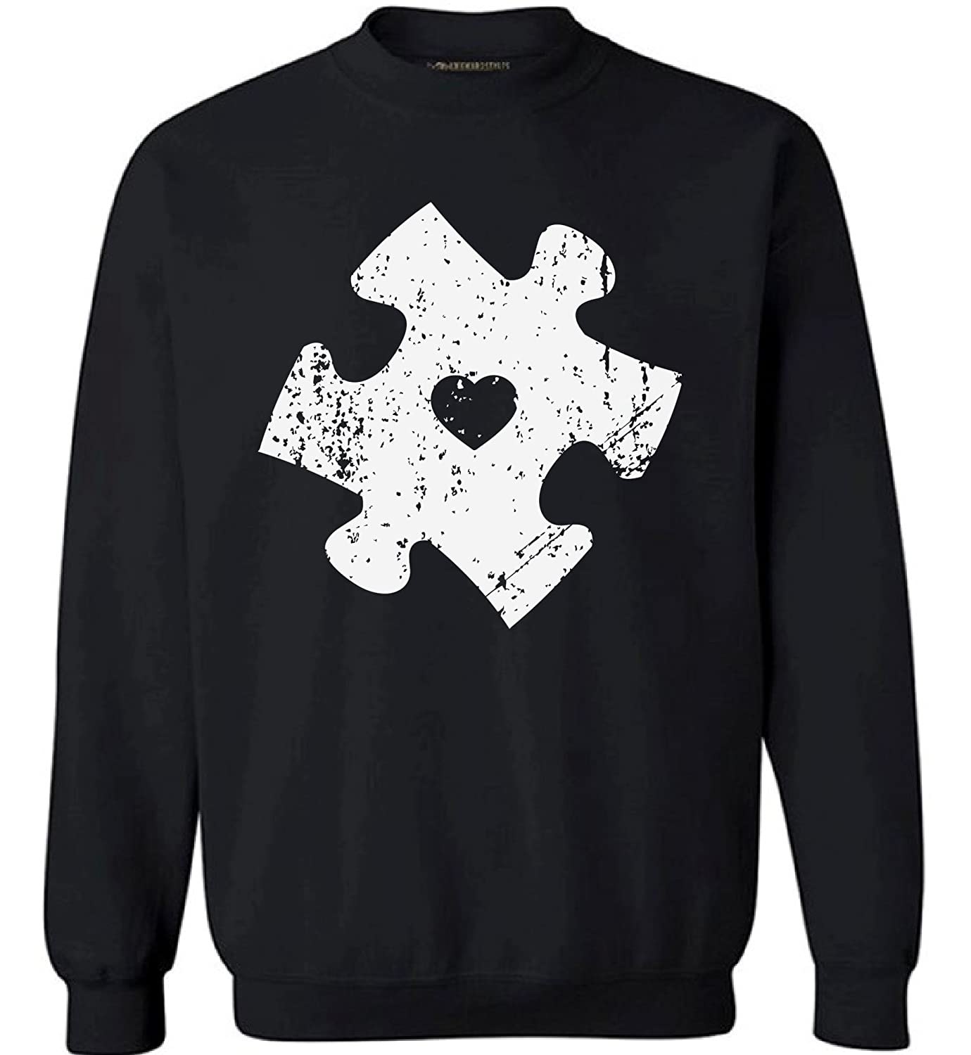 Awkward Styles Autism Awareness Sweatshirt Autism Puzzle Sweater Autism Month