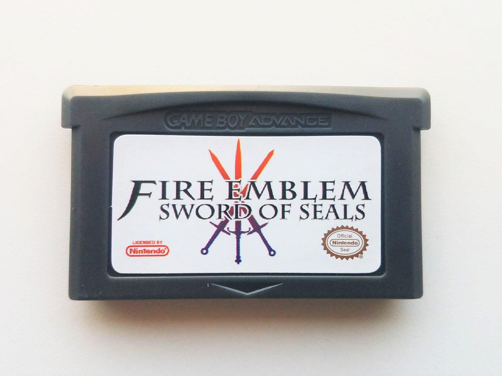 fire emblem binding blade english rom