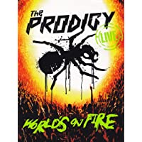LIVE - WORLD'S ON FIRE (DVD/CD)
