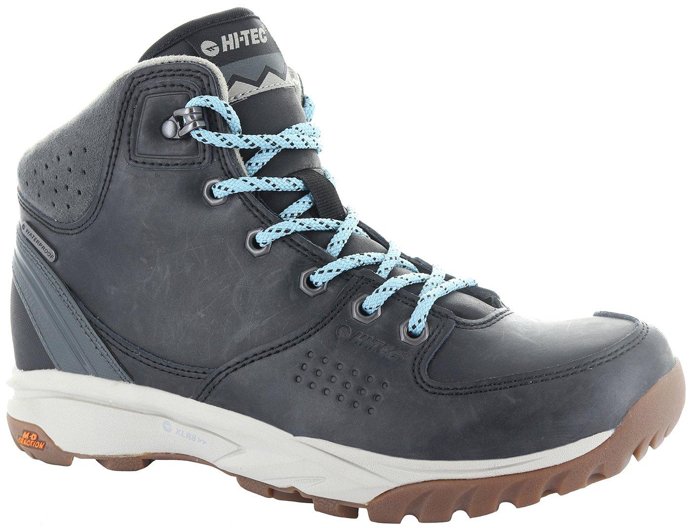 Hi-Tec Women's Wild-Fire Lux I Waterproof Hiking Boot B01N6DS2GK 9.5 B(M) US|Black