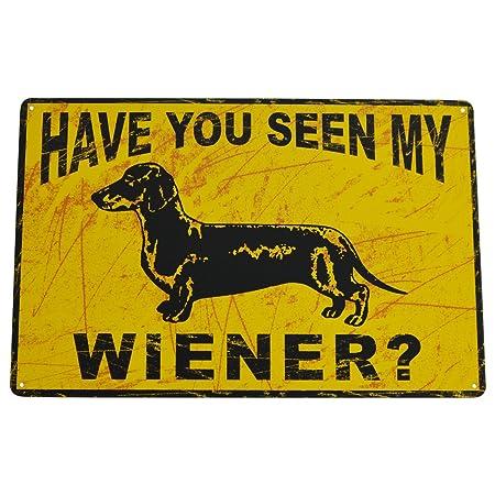 Have you seen my weiner