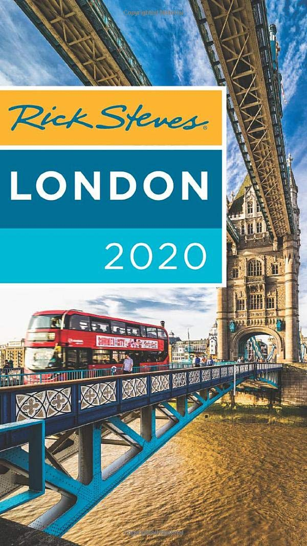 Rick Steves London 2020 (Rick Steves Travel Guide) by Rick Steves