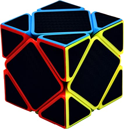 TOYZTREND BRAINTEASER Cube Series for Kids Black Diamond (INTERMIDIATE Cube for Speedy Minds)