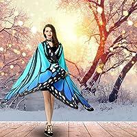 TANCUDER Chal de Mariposa para Adulto, Disfraz