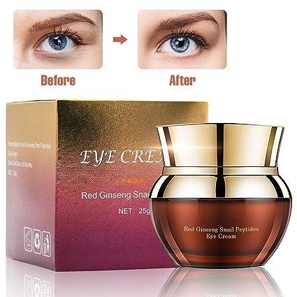 Charmss Eye Cream Anti-Envejecimiento Antiarrugas Mejora las líneas finas y las arrugas, elimina los círculos oscuros y las bolsas para debajo y ...