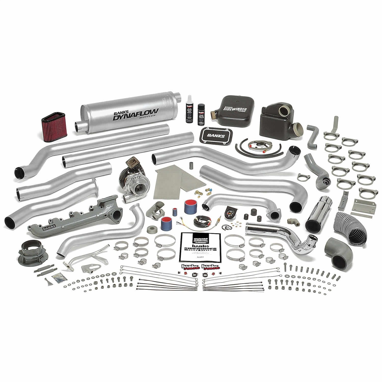 Banks 25226 Turbo System