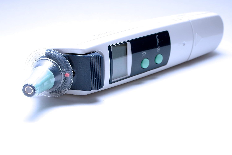 200x Fundas Desechables de Recambio para Termómetros de Oído | Adaptables a Toda la Gama de Braun ThermoScan IRT | Paquete de 200 Unidades: Amazon.es: Salud ...