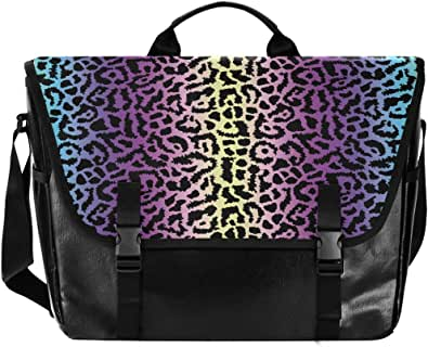 Bolso de lona a rayas de colores para hombre y mujer, estilo retro, ideal para iPad, Kindle, Samsung