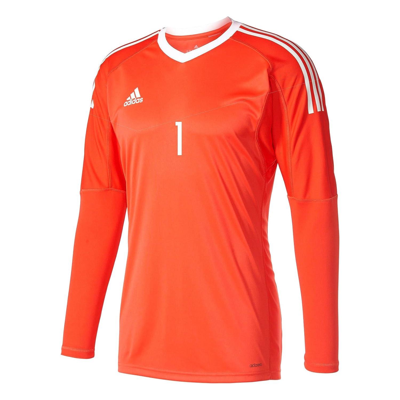 Adidas Camiseta de Portero Manuel Neuer 2017 2018 1 Hombre Rojo Blanco Tamaño 176: Amazon.es: Deportes y aire libre