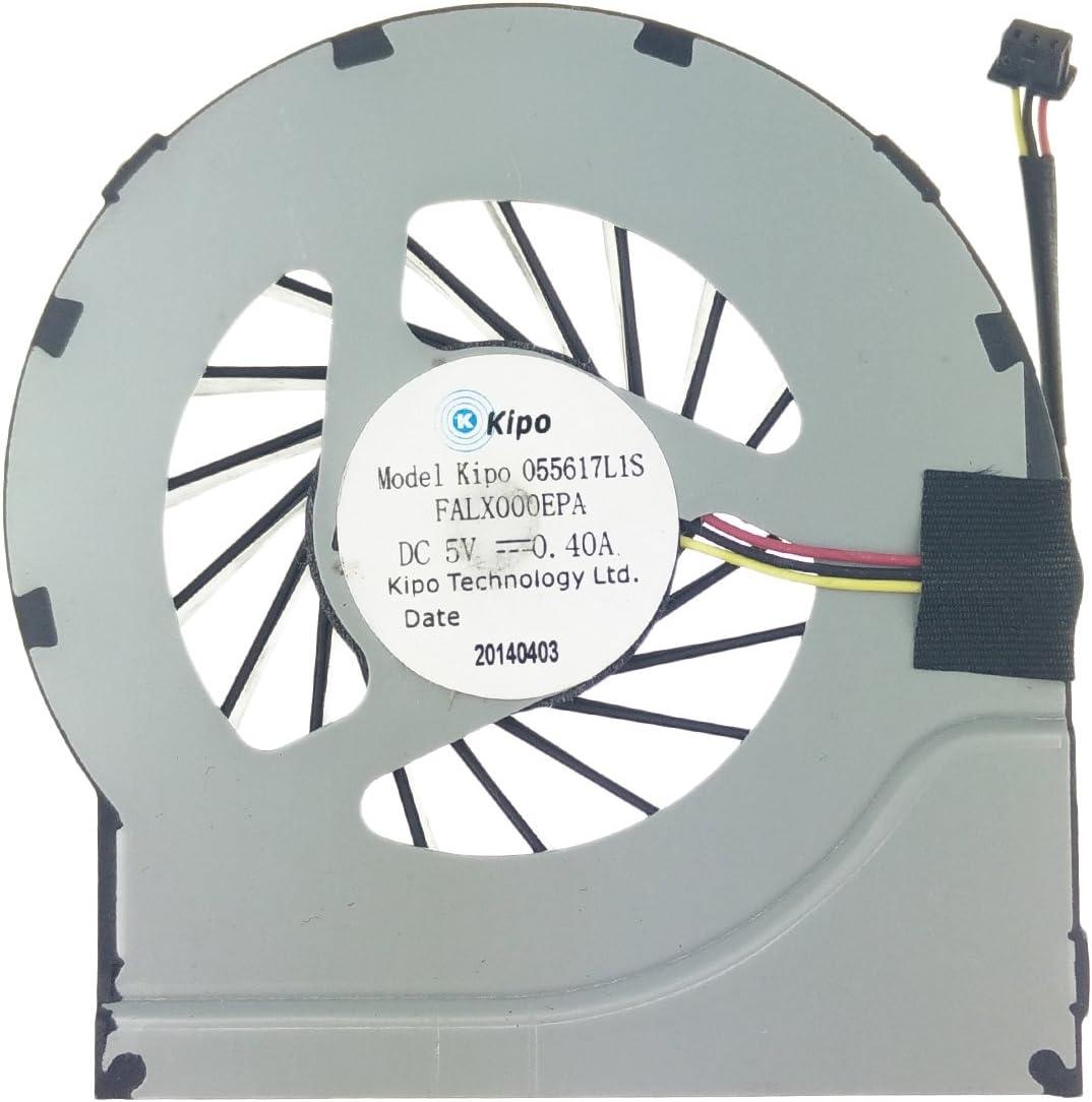 HP Ventilador 637610-001 Compatible Compaq Pavilion dv6-3000 | DV6-4000 | dv7-4000 y Part Number 637609-001: Amazon.es: Electrónica