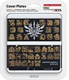 Coque Monster Hunter 4 Ultimate - noire pour New Nintendo 3DS