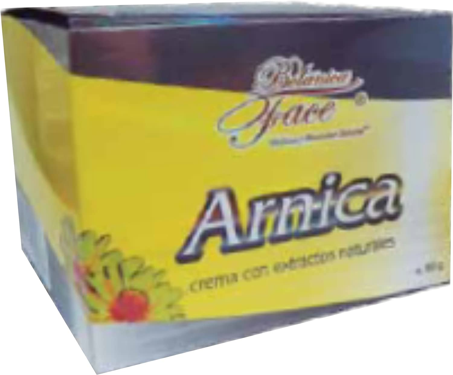 Amazon.com : Botanica Face Arnica crema. Suaviza y humecta todo tipo de piel./Arnica cream face. For soft and natural looking skin. 60gr / 2oz : Beauty