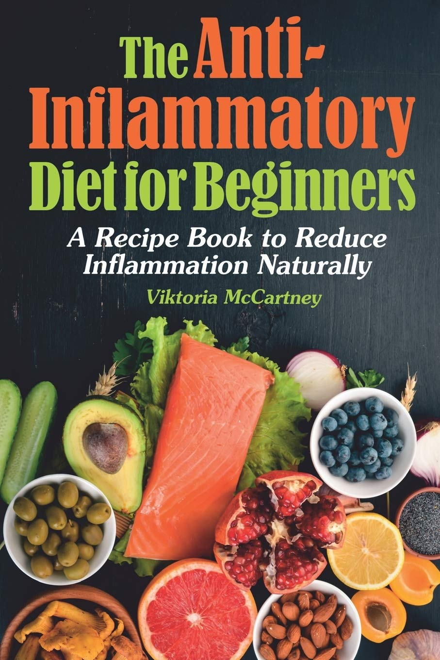 book recipe the inflammation anti diet and