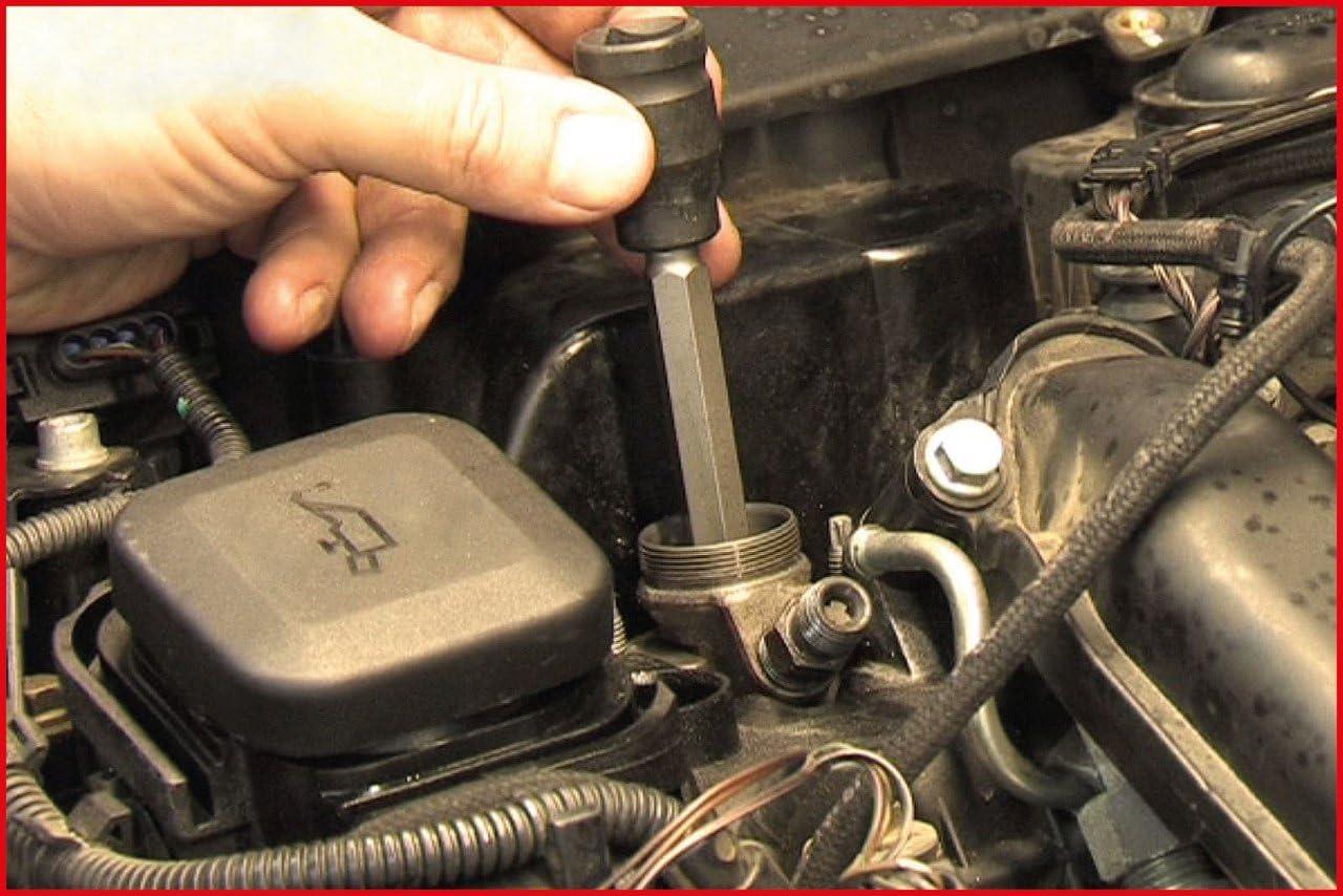 Douille adaptateur 6 pans de 10 mm pour marteau inertie KS Tools 152.1057 Finition Chrom/ée En Chrome Vanadium