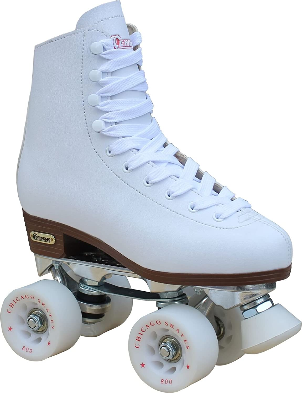 Chicago Women's Leather Lined Rink Skate