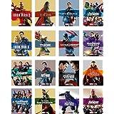 【Amazon.co.jp限定】マーベル アウターケース付き 全16巻セット [Blu-ray]
