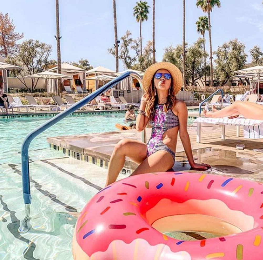 SKY TEARS Flotador Donut Piscina para Adultos y Niños Hinchables ...
