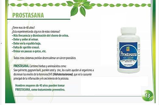 medicamentos para la próstata inflamada ananase