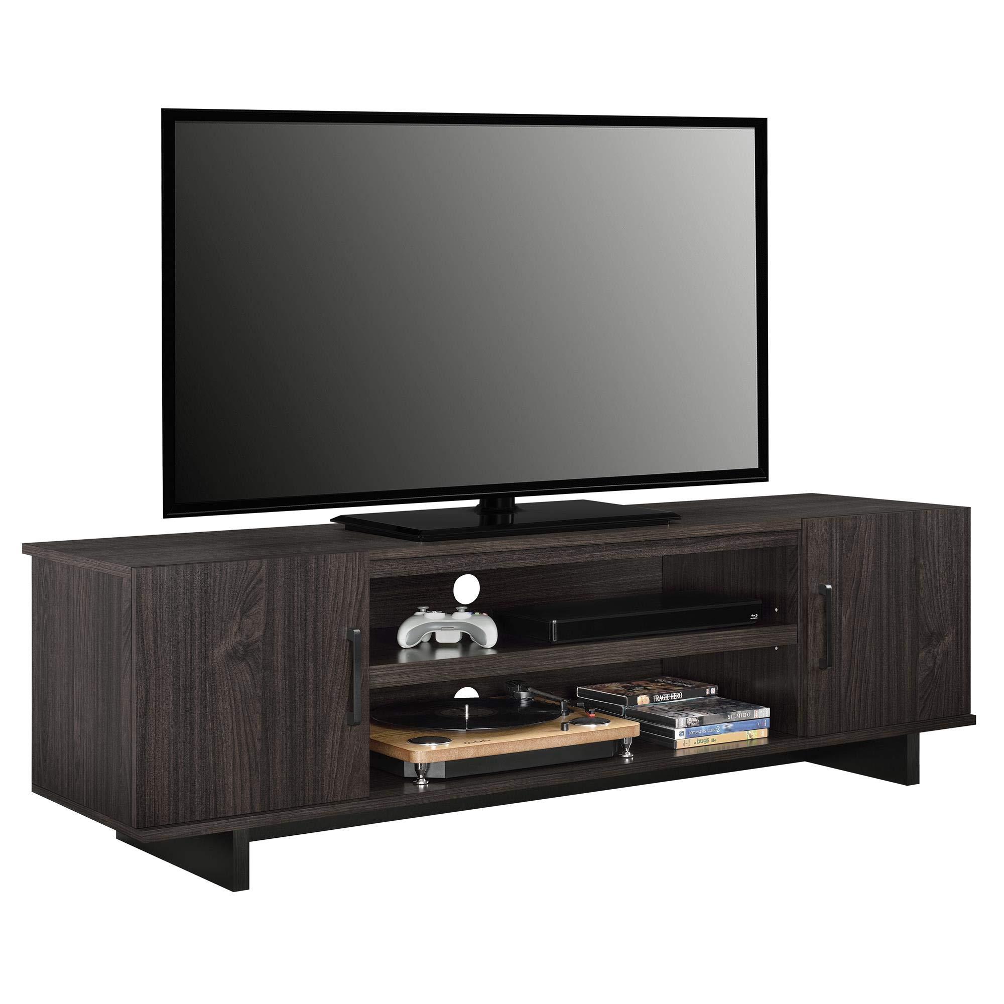 Ameriwood Home Southlander TV Stand, Espresso