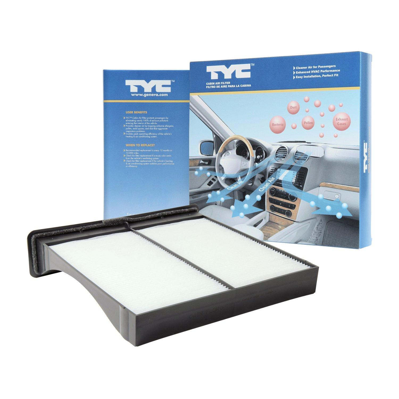 TYC 800122P Subaru Replacement Cabin Air Filter