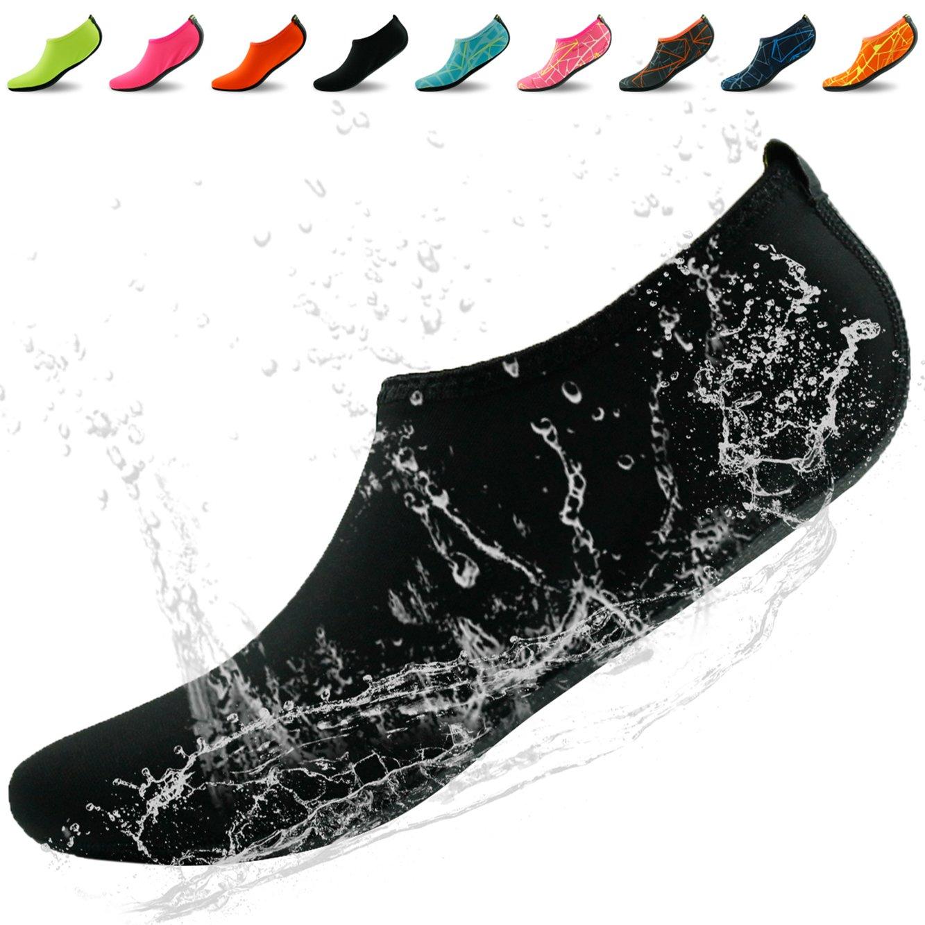 Home Slipper Unisex Summer Barefoot Quick-Dry Water Sports Shoes Aqua Socks for Beach Swim Surf Yoga Exercise