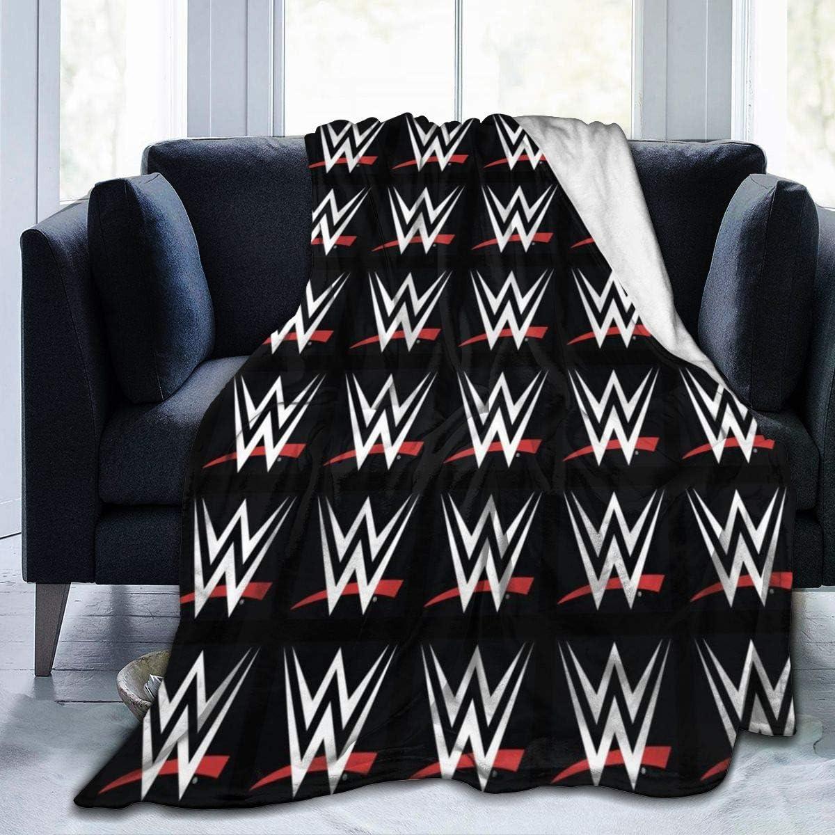 Ultra Soft Flannel Fleece Blanket WWE