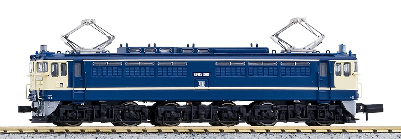 N gauge color without express A1774 EF65-1001 Hisashi (japan import)