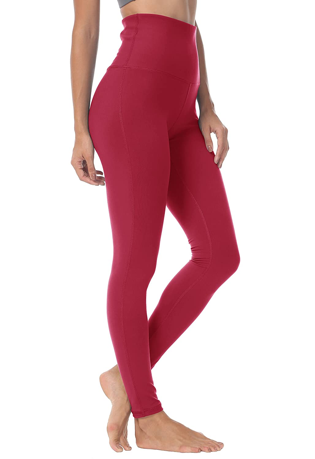Queenie Ke Women Yoga Legging Power Flex High Waist Running Pants Workout Tights QK60129PANT