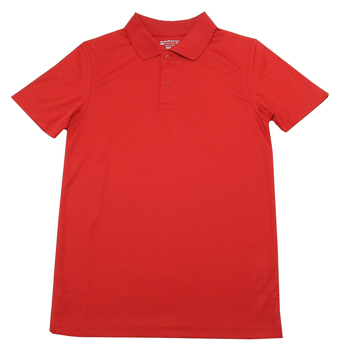Red Arrow Boys Approved Schoolwear Short Sleeve Polo Shirt