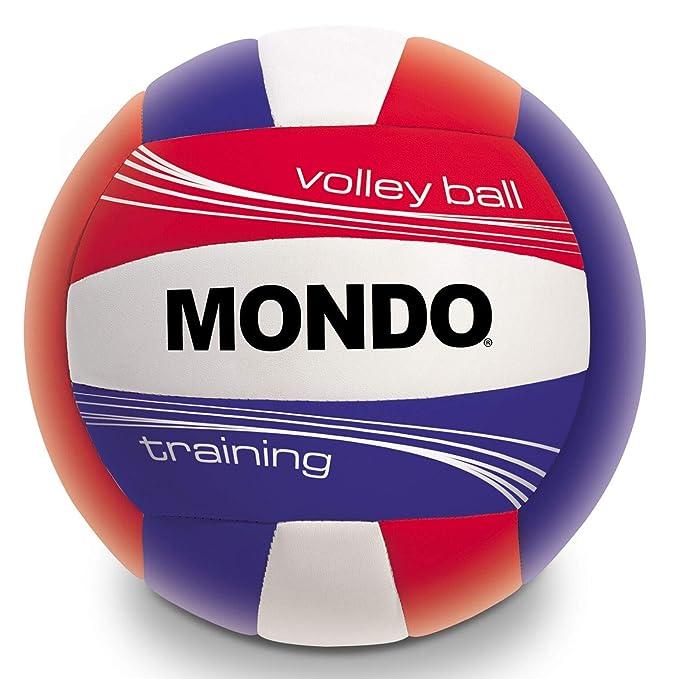 Mondo 13135 balón de Voleibol de la formación hinchada: Amazon.es ...