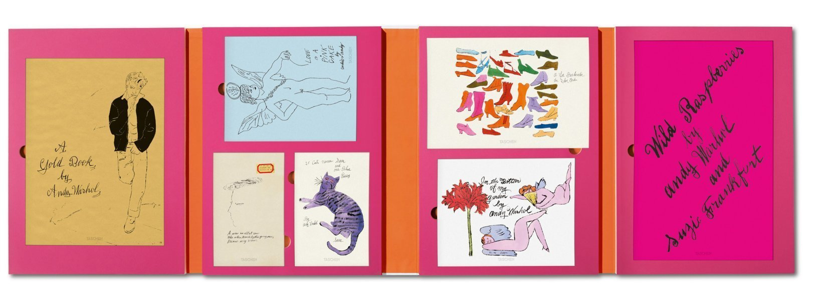 Andy Warhol. Seven Illustrated Books. 1952-1959: Amazon.es: Vv. Aa ...