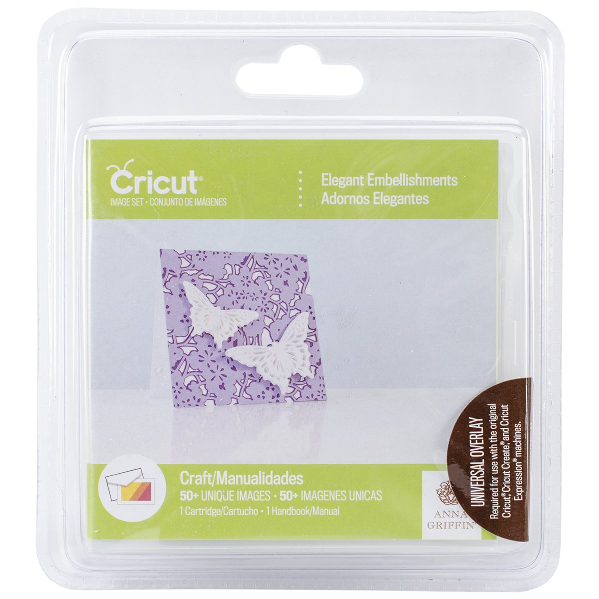 Cricut Elegant Embellishments Cartridge 2002468
