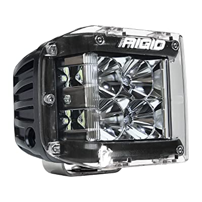 Rigid Industries 32182 D-Ss Series Light Cover, Clear: Automotive
