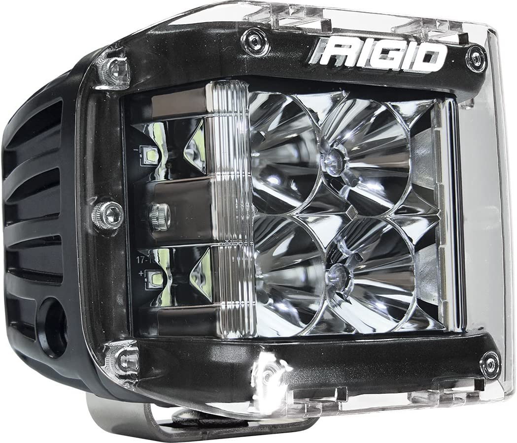 Rigid Industries 32182 D-Ss Series Light Cover Clear