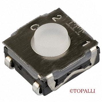 2 Switch bouton pour télécommande clé plip renault modus clio twingo laguna  TOPALLI©