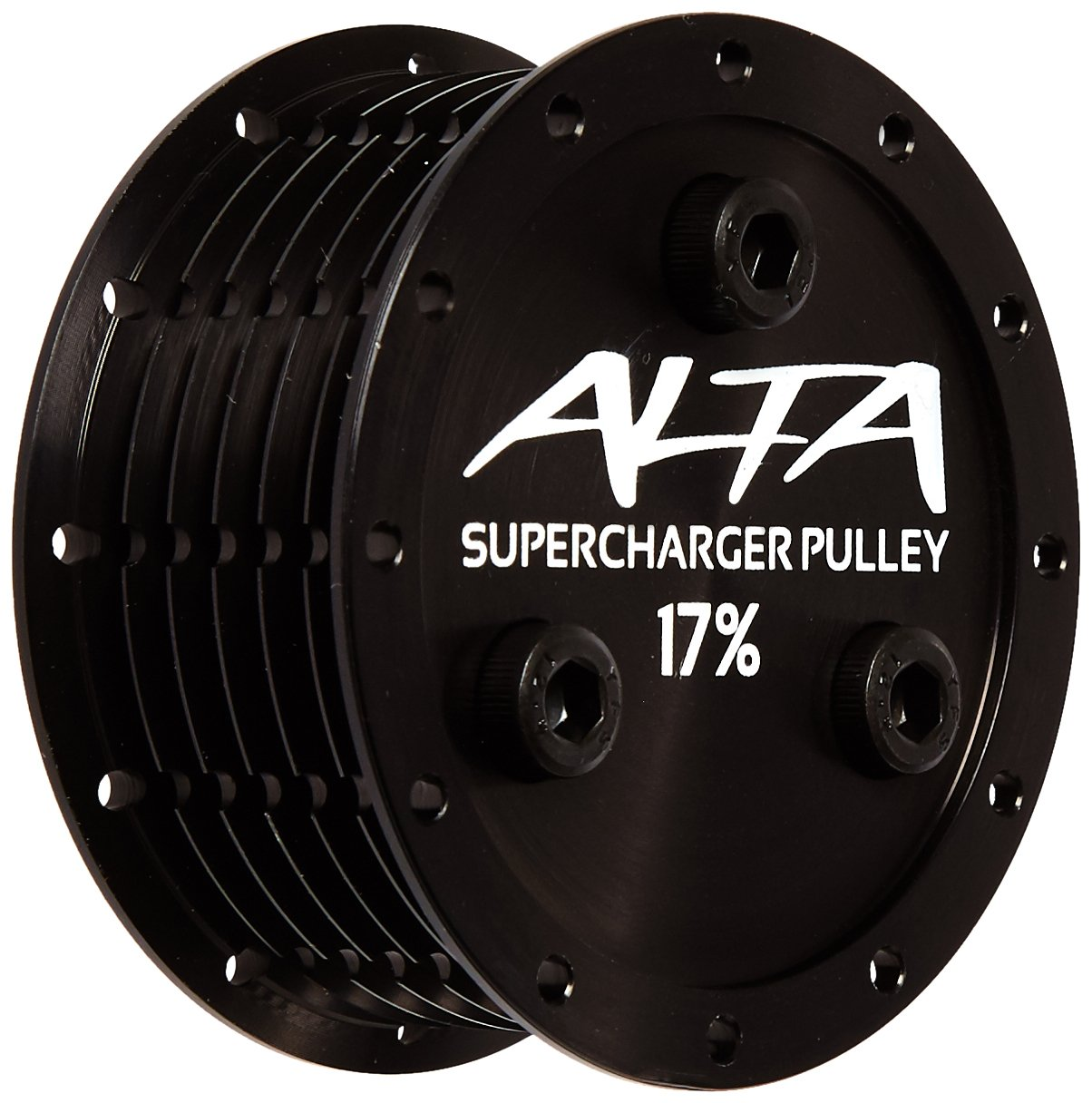 ALTA AMP-ENG-205V2 Supercharger Pulley by Alta (Image #1)