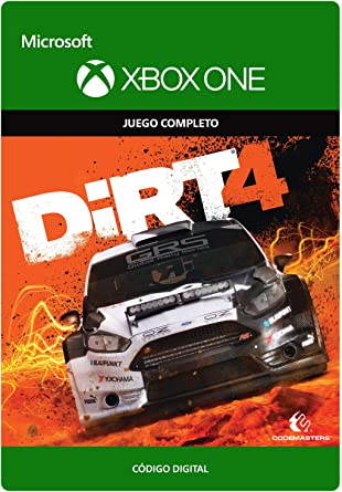 DiRT 4 Standard | Xbox One - Código de descarga: Amazon.es: Videojuegos
