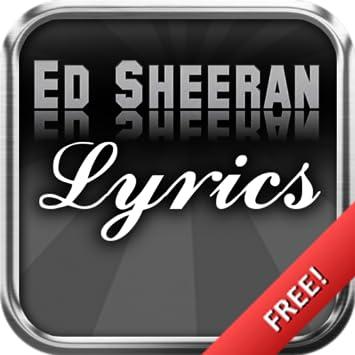Amazon com: Ed Sheeran Lyrics: Appstore for Android