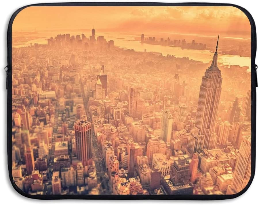 New York Wallpaper Computer Liner Tablet Case Computer Accessories For Macbook Air Pro Amazon Ca Sports Outdoors