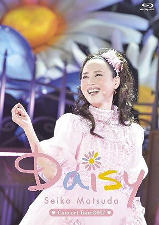 2119c3e0cba Amazon.co.jp | Seiko Matsuda Concert Tour 2017「Daisy」(通常盤)[Blu ...