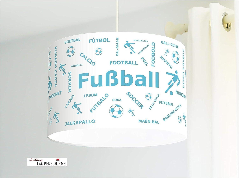 Deckenlampe Fußball Deckenlampe Fußball