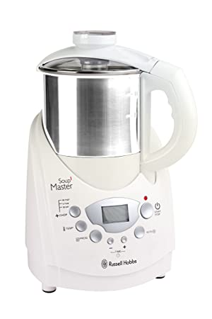 Russell Hobbs 18356-56 - Máquina para sopa (1000 W, bol de acero inoxidable, 1,5 L): Amazon.es: Hogar