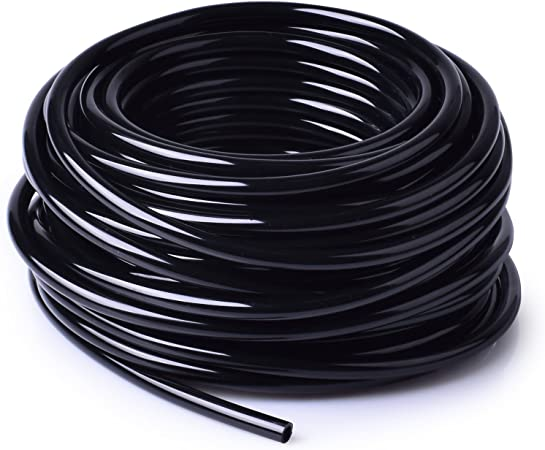 50ft Roll MIXC 1//4 inch Blank Distribution Tubing Drip Irrigation Hose