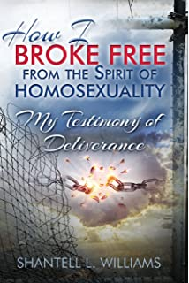 Homosexuality deliverance